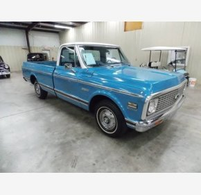1972 Chevrolet C/K Truck Cheyenne for sale 101101117